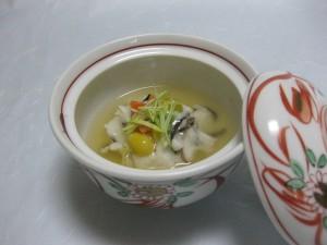 煮物:甘鯛蕪蒸し